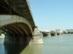 Budapest - A Margit-híd budai hídfőjénél
