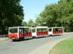 Margitsziget - Szigetnéző kisbusz végállomás az emlékműnél