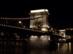 Budapest- A Széchenyi Lánchíd este