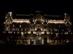 Budapest - A Gresham palota esti kivilágítással