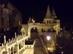 Budapest - A Halászbástya este 1.