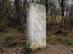 Mátyás király vadaskertjének emlékoszlopa