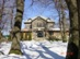 Dobogókő - A Báró Eötvös Lóránd turistaház télen