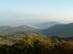 Dobogókő - Kilátás a teraszról a Dunakanyarra és a Börzsönyre