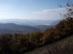 Kilátás a Moli-pihenőtől a Dunakanyar nyugati felére