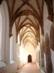 Visegrád - Helyreállított gótikus kerengő a palotában