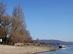 Nagymaros - Kilátás a kompkikötőből észak felé