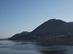 Nagymaros - Kilátás a Fellegvárra a Dunapartról