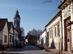 Nagymaros - A Rákóczi utcán indulunk a római katolikus templom felé