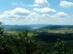Kilátás a Loko-pihenőtől a Dunakanyarra