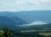 Távcsővel a Dunakanyar részletei is jól látszanak