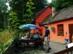 Magyarkút - A Kocsma a Pipáshoz nevű intézmény a pecsételőhely mellett található