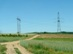 Nagyfeszültségű távvezetékek Ősagárd határában