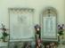 Ősagárd - A hősi halottak emléktáblái a templom falán