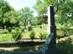 Ősagárd - Öreg temető a templom mellett