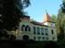Felsőpetény - Egy parkban áll az Almásy kúria