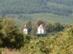 Alsópetény - Visszatekintés a templomra a hegyoldalból