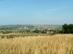 Kilátás Romhányra a Romhányi-hegy oldalából