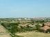 Romhány - Kilátás a településre a törökmogyorófától