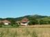 Becske széléről már jól látszik a Szanda-hegy is