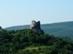 Hollókő - A vár az Öreg-szőlők oldalából