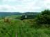 A völgyben fekvő Nagybárkány templomtornyát pillantjuk meg először