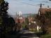 Becske - A faluvégről visszapillantva már látjuk, milyen magasra kapaszkodtunk fel