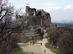 Kilátás Hollókő várára