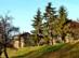 Az Ágasvár turistaház épületei egy másik nézőpontból