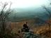 Kilátás az Ágasvár csúcsáról észak felé
