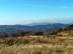 Kilátás észak felé a Piszkés-tető oldalából