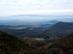 Kilátás távolabb észak felé a Nagy-Lápafőtől