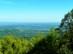 Kilátás észak felé az Erzsébet-sziklától