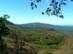 Kilátás a Kis-Sas-kő oldalából a Galyatetőre