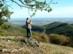 A Nagy-Szár-hegy kilátópontja
