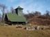 Tornyos vadászház a Jagus és a Nagy-Zúgó-hegy közötti nyeregben
