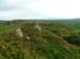 Kilátás a Siroki várból az Barát és Apáca-sziklákra