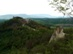 Kilátás a Törökasztaltól a Siroki várra