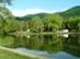 A Gyári-tó (Lak-völgyi-tó) partján