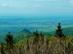 Kilátás a Bálványról a Dédesvárra és Dédestapolcsányra