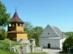 Mályinka református temploma és harangtornya