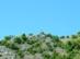 A Kalica-tető szikláin álló kereszt