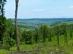 Kilátás a Piroska-hegyről Kelemérre és Gömörszőlősre