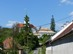 Zádorfalva - A református templom és a parókia épülete