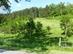 A Zádorfalváról Ragályra futó országút szerpentinje