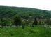Jósvafő - Kilátás a temetőtől a falura