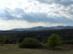 Kilátás a Barakonyi-hegyről a Szalonnai-hegység vonulatára