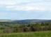 Kilátás a Barakonyi-hegyről a még távoli Zempléni-hegységre