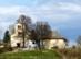 Rakacaszend - A görög katolikus templom és az óvoda épülete