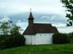 Rakacaszend - A református templom közelről